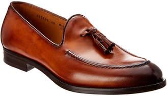Antonio Maurizi Tassie Leather Loafer