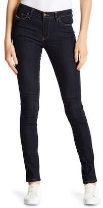 Diesel Skinzee Stretch Super Slim Skinny Jeans