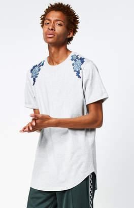 0817f255 Free Shipping $50+ at PacSun · adidas Pacsun Fairfield Scallop T-Shirt