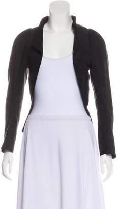 Rochas Linen & Silk-Blend Jacket