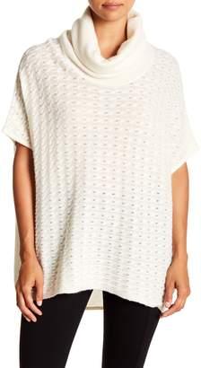 GRIFFEN CASHMERE Cowl Neck Cashmere Popover Sweater