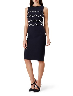 HOBBS LONDON Jodie Dress $325 thestylecure.com