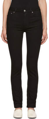 Totême Black Slim Jeans