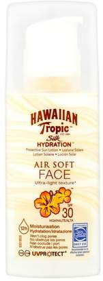Hawaiian Tropic Silk Hydration Airsoft Face SPF 30