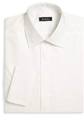 Saks Fifth Avenue Classic Fit Tuxedo Shirt