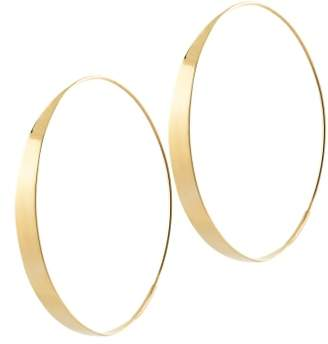 Lana Bond Endless Hoop Earrings