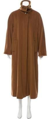 Max Mara Long Wool Coat