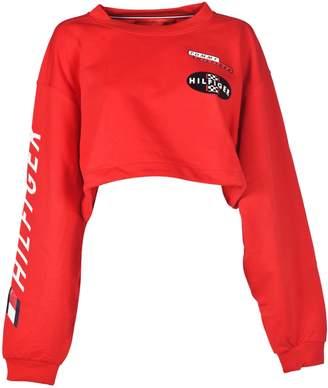 Tommy Hilfiger Cropped Race Sweatshirt