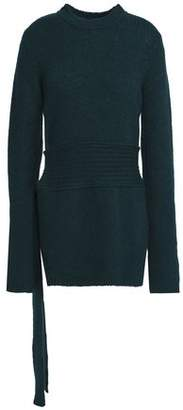 Dagmar House Of Carlene Belted Knitted Sweater