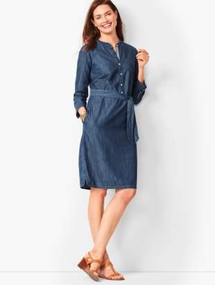 34118aaf5f Denim Shirte Dress - ShopStyle