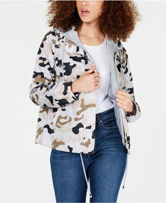 Joujou Jou Jou Juniors' Camouflage Hooded Jacket