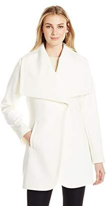 Lark & Ro Women's Open Front Jacket