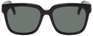 Saint Laurent Black SL M40 Sunglasses