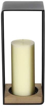 Brimfield & May Modern Rectangular Iron Candle Holder