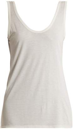 The Row Thomaston jersey tank top