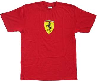 Ferrari Classic SF Shield Logo Adult T-Shirt