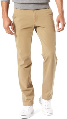 Dockers Men's Smart 360 FLEX Slim Tapered Fit Downtime Khaki Pants