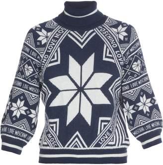 Love Moschino Wool Shirt