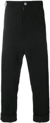 Alchemy cropped trousers