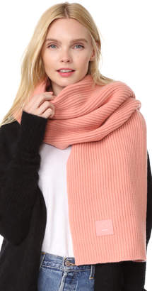 Acne Studios Bansy L Face Scarf