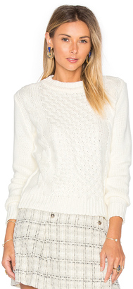 EGREY Anna Sweater $191 thestylecure.com