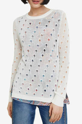 Desigual Carol Sweater
