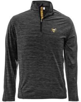 Levelwear Vegas Golden Knights Quarter-Zip Pullover