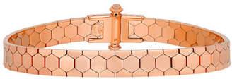 Milani Alberto Polygon Bangle Bracelet in 18K Rose Gold