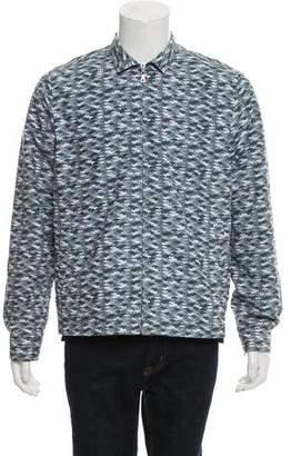 Orlebar Brown Reversible Zip-Up Jacket