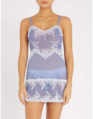 Wacoal Embrace Lace stretch-lace chemise