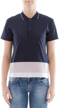 Golden Goose Blue Cotton Polo