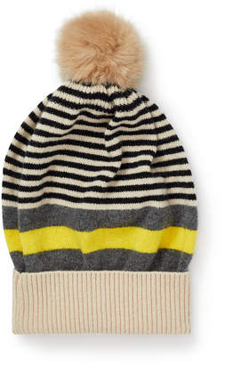a9b438497ad19 at Jigsaw · Jigsaw Kilda Stripe Pom Hat
