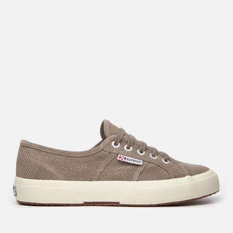 9afb4d13db2c Superga Women s 2750 Perfsuew Trainers - Sand