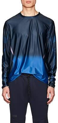 DYNE Men's Gradient Silk Tech-Jersey T-Shirt