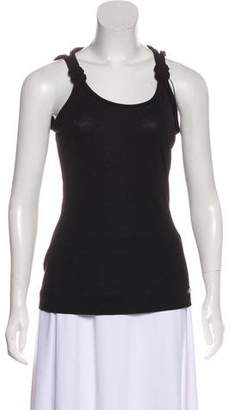 Gucci Sleeveless Knit Top w/ Tags