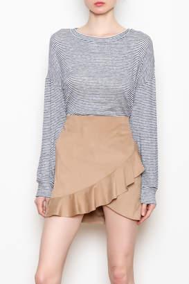 BB Dakota Khan Ruffle Skirt