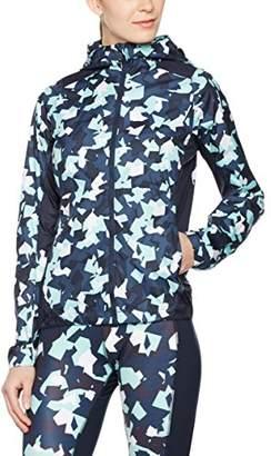 J. Lindeberg Women's W Hooded Wind Track Jackets,(Manufacturer Size:Medium)