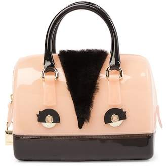 Furla Candy Tweet Cookie Small Jelly Dome Bag