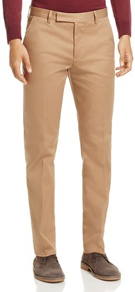 Paul Smith Solid Slim Fit Trousers $325 thestylecure.com
