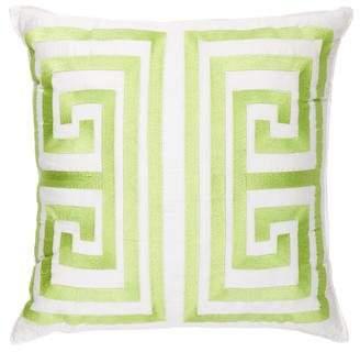 Trina Turk Embroidered Throw Pillow