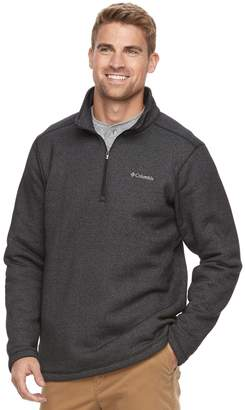 Columbia Men's Ortega Oaks Quarter-Zip Fleece Jacket