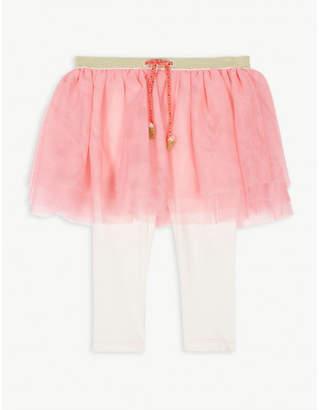 Billieblush Billie Blush Tutu skirt with leggings 9-36 months