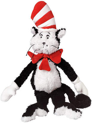 Dr. Seuss Manhattan Toy Cat In The Hat 20 Inch Soft Plush Toy