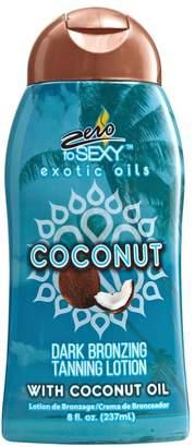 Zero To Sexy Coconut Dark Bronzing Tanning Lotion