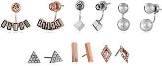 Fossil Interchangeable Wardrobe Earrings