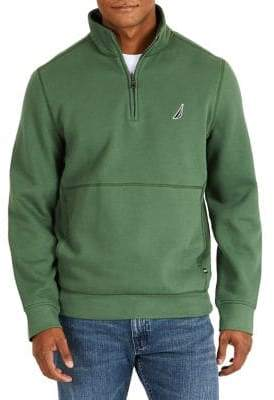 Nautica Fleece Half-Zip Pullover