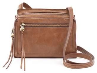 Hobo Hunter Leather Crossbody Bag