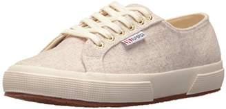 Superga Women's 2750 Woolmelw Fashion Sneaker