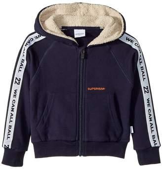 SUPERISM Clint Navy Full Zip Jacket Boy's Clothing