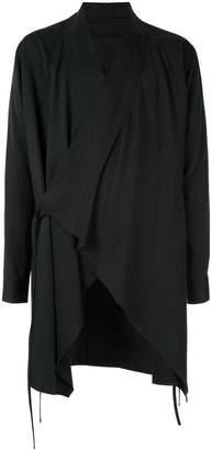 Julius wrap style shirt